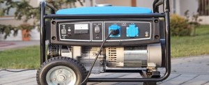 Portable Generator in Action