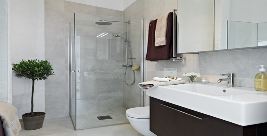 Deelat blog 10 easy bathroom renovation ideas Tiny bathroom designs uk