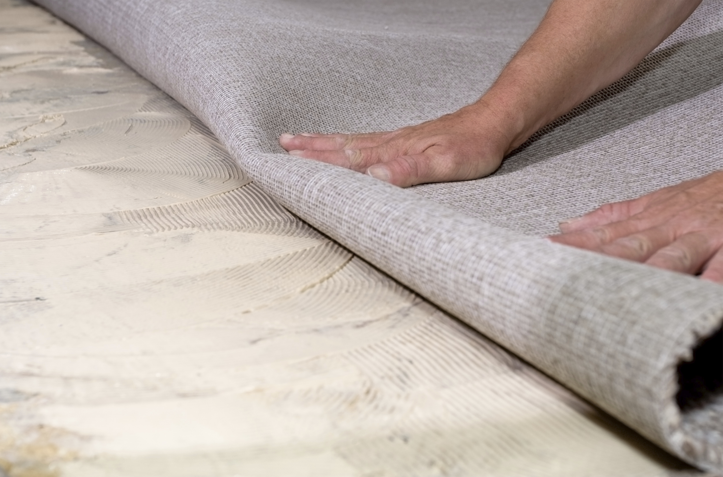 Deelat blog tips for carpet reinstallations for Down to the floor