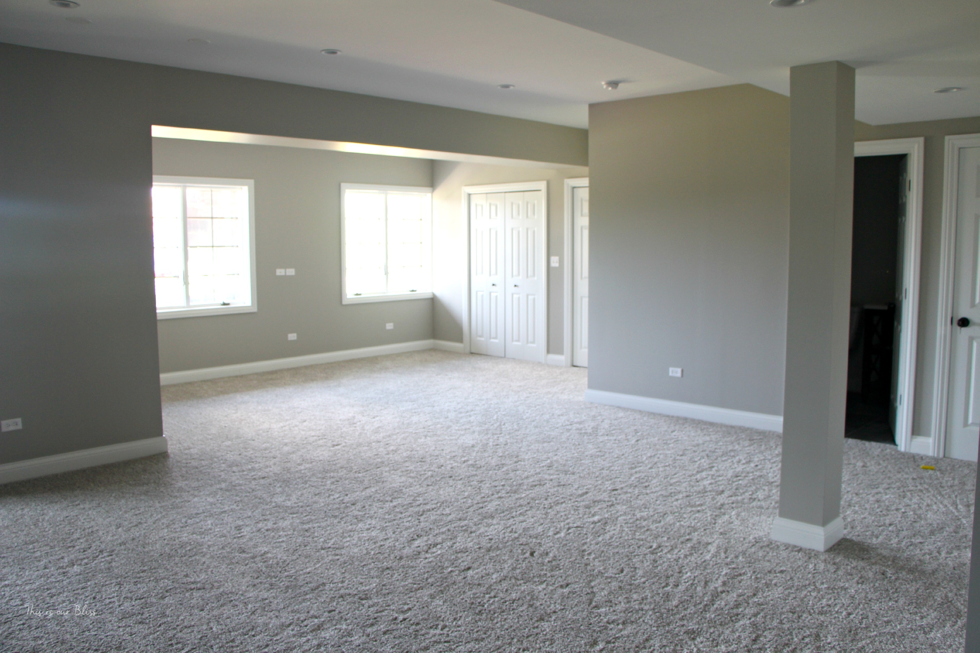 Deelat blog tips for carpet reinstallations for Best carpet for basement family room